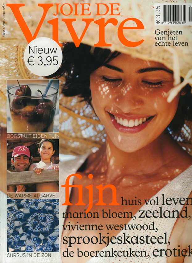 Publicatie Joie de Vivre (2003)