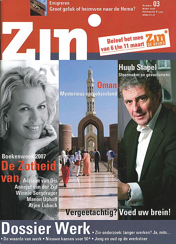 Publicatie in de ZIN (2007)