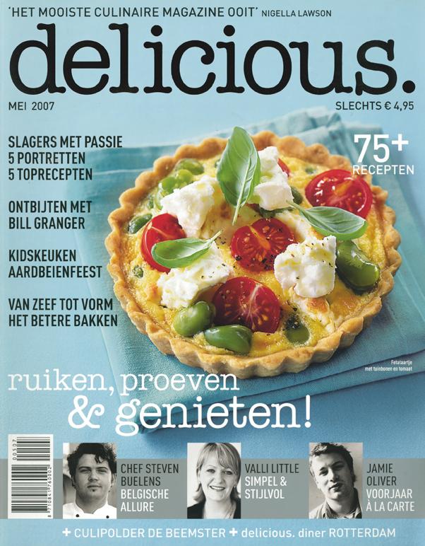 Publicatie Delicious (2007)