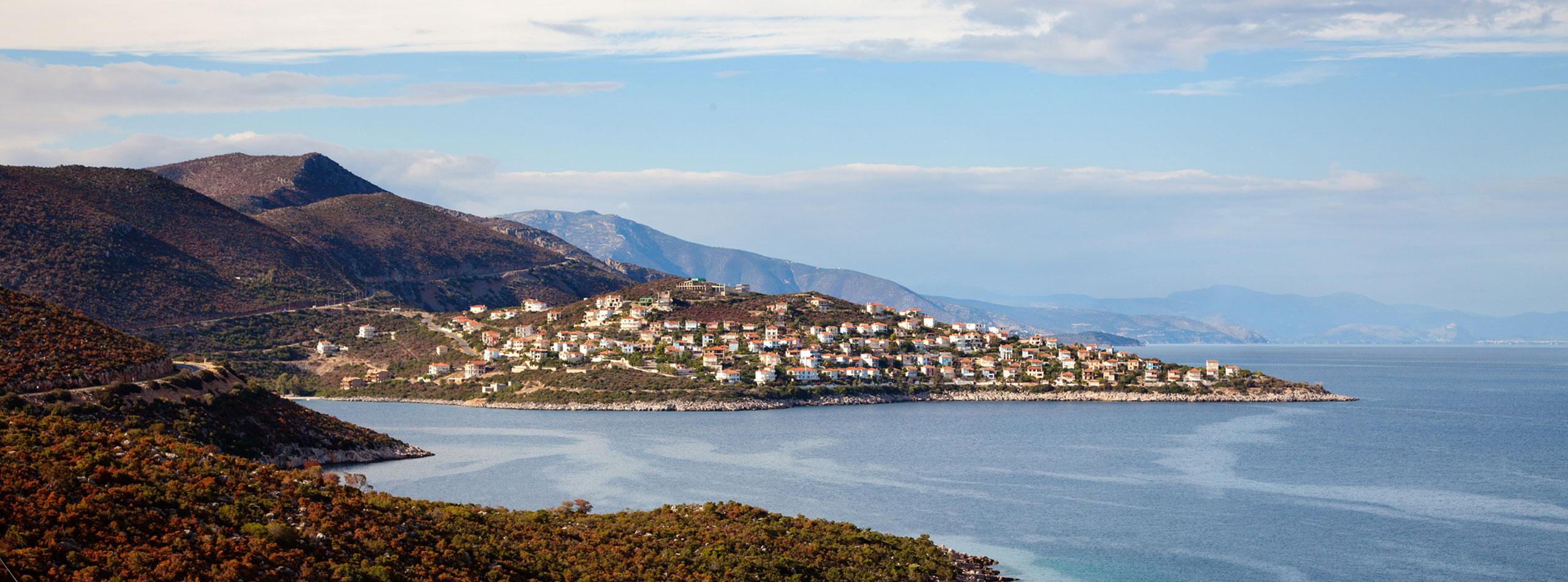 Rondreis Peloponnesus