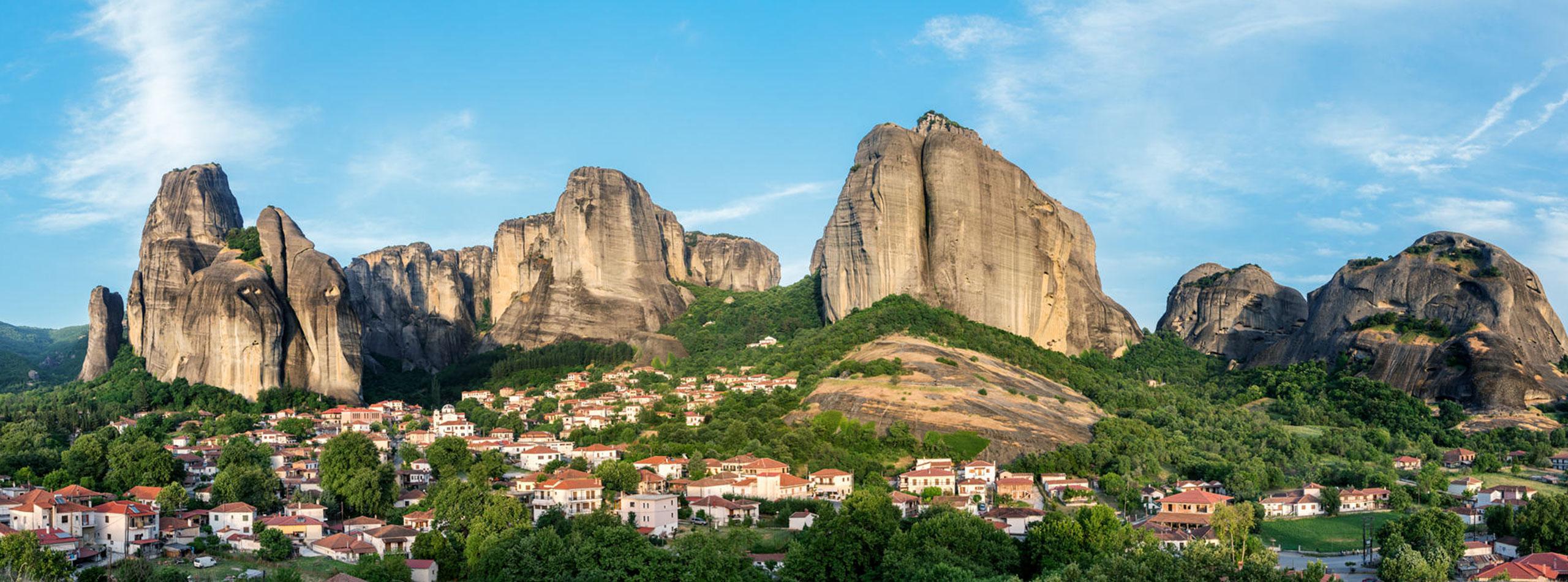 Fotorondreis Noord- en West-Griekenland